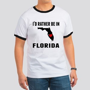 Id Rather Be In Florida T-Shirt
