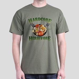 Hardcore Herbivore Dark T-Shirt