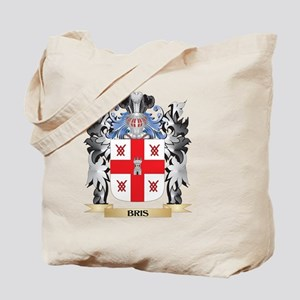 Bris Coat of Arms - Family Crest Tote Bag
