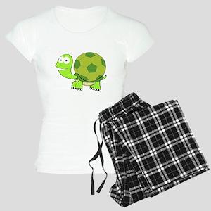 Soccer Turtle Women's Light Pajamas