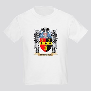 Broderick Coat of Arms - Family T-Shirt