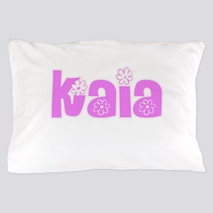 Kaia Flower Design Pillow Case
