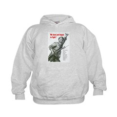 Patriot Just Begun to Fight (Front) Hoodie