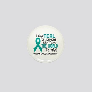 Ovarian Cancer MeansWorldToMe2 Mini Button