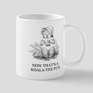 Quality Pun Mug