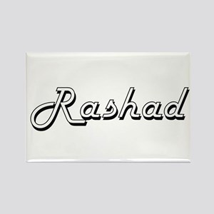 Rashad Classic Style Name Magnets
