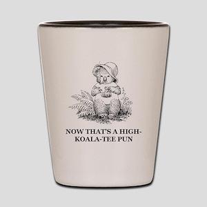 High-quality Pun Shot Glass
