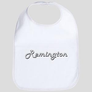 Remington Classic Style Name Bib