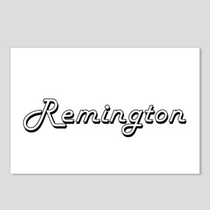 Remington Classic Style N Postcards (Package of 8)