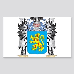 Browning Coat of Arms - Family Crest Sticker