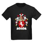 Ingram Family Crest Kids Dark T-Shirt