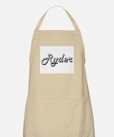 Ryder Classic Style Name Apron