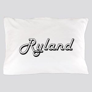 Ryland Classic Style Name Pillow Case