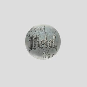 Metal 5 Mini Button