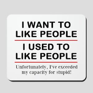 People Mousepad