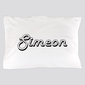 Simeon Classic Style Name Pillow Case