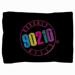 Beverly Hills 90210 Logo Pillow Sham
