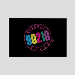 Beverly Hills 90210 Logo Rectangle Magnet