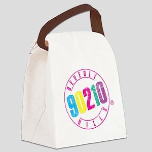 Beverly Hills 90210 Logo Canvas Lunch Bag