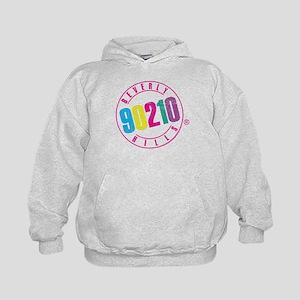 Beverly Hills 90210 Logo Kids Hoodie