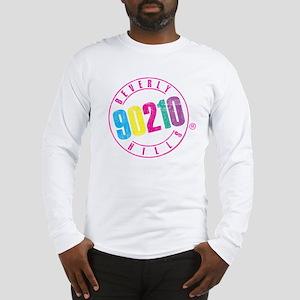 Beverly Hills 90210 Logo Long Sleeve T-Shirt