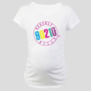 Beverly Hills 90210 Logo Maternity T-Shirt