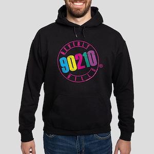 Beverly Hills 90210 Logo Hoodie (dark)