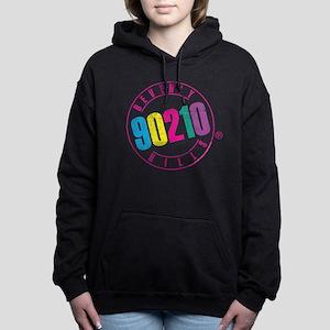Beverly Hills 90210 Logo Women's Hooded Sweatshirt