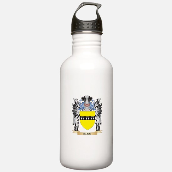 Bugg Coat of Arms - Fa Water Bottle