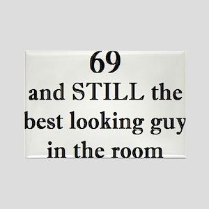 69 still best looking 2 Magnets