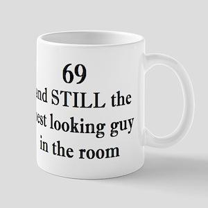 69 still best looking 2 Mugs