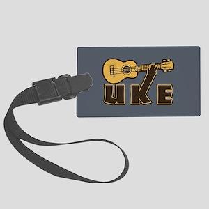 Uke Large Luggage Tag