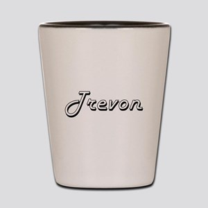 Trevon Classic Style Name Shot Glass