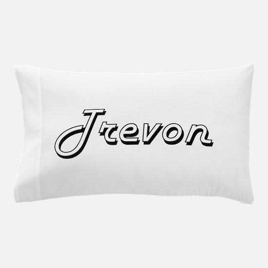 Trevon Classic Style Name Pillow Case