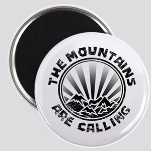 The Mountains are Calling. Magnets