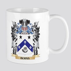 Burns Coat of Arms - Family Crest Mugs