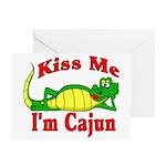 Kiss Me I'm Cajun Cards (6)