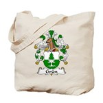 Grun Family Crest  Tote Bag