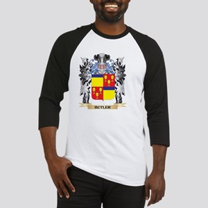 Butler Coat of Arms - Family Crest Baseball Jersey