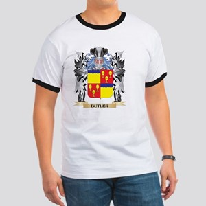 Butler Coat of Arms - Family Cres T-Shirt
