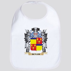 Butler Coat of Arms - Family Crest Bib