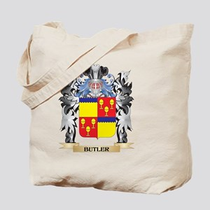Butler Coat of Arms - Family Crest Tote Bag