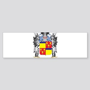 Butler Coat of Arms - Family Crest Bumper Sticker