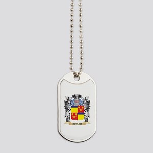 Butler Coat of Arms - Family Crest Dog Tags