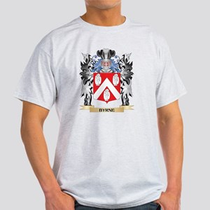 Byrne Coat of Arms - Family Crest T-Shirt