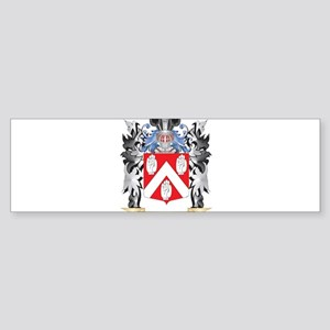 Byrne Coat of Arms - Family Crest Bumper Sticker