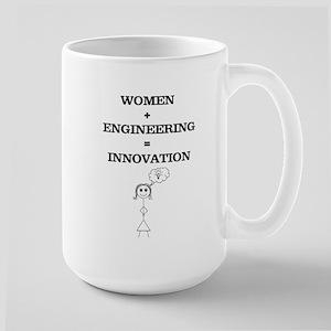 Women + Engineering Mugs
