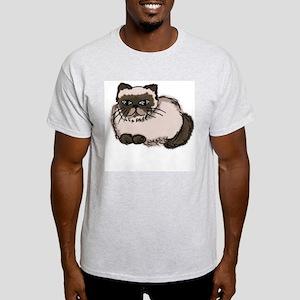 Himalayn Cat Lover Light T-Shirt