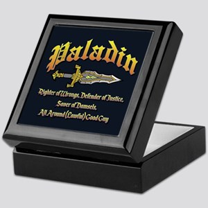 Paladin All Around Good Guy Keepsake Box