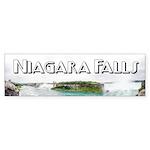 Niagara Falls Sticker (Bumper 10 pk)